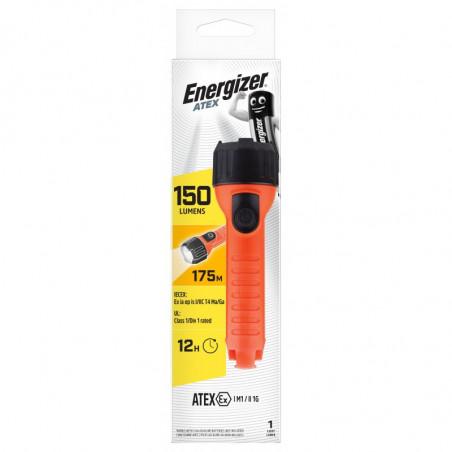 Torche Energizer ATEX  3 LED Zone 0 2xAA non incl - 628908