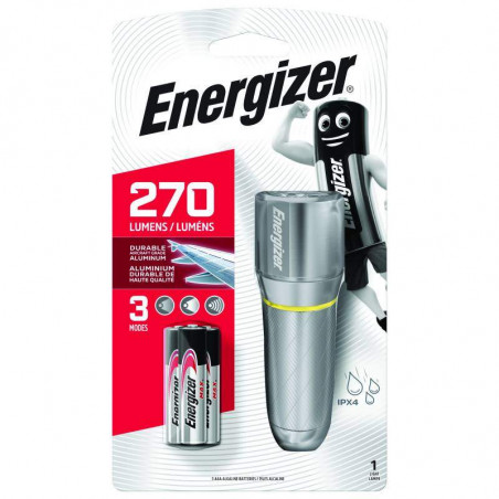 Torche LED Energizer - HD Vsion  - 3xAAA incluses 270lm -