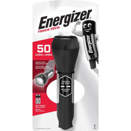 Torche LED Energizer Touch LED - 2xAA incl. LTENER419566