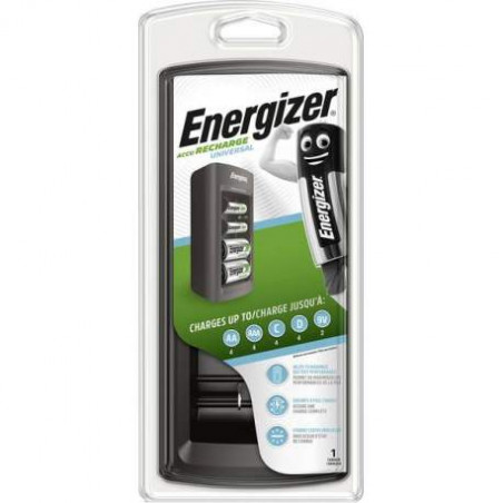 Chargeur Energizer multi Universal LCD- 632959 - blister unitaire