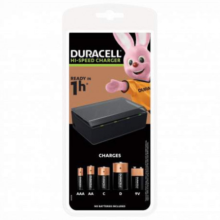 Chargeur Duracell multi Universal- CEF22 - blister unitaire