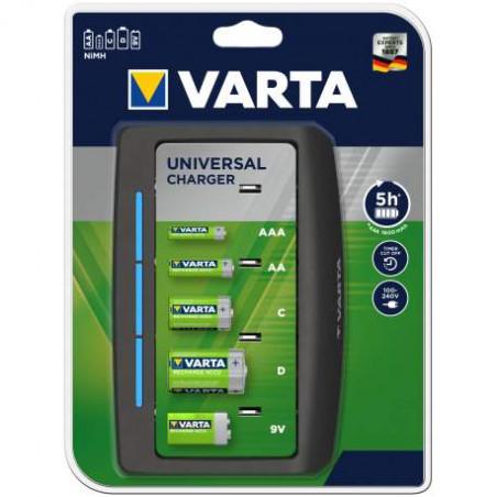 Chargeur Varta multi Universal- 57648 101 401  - blister unitaire