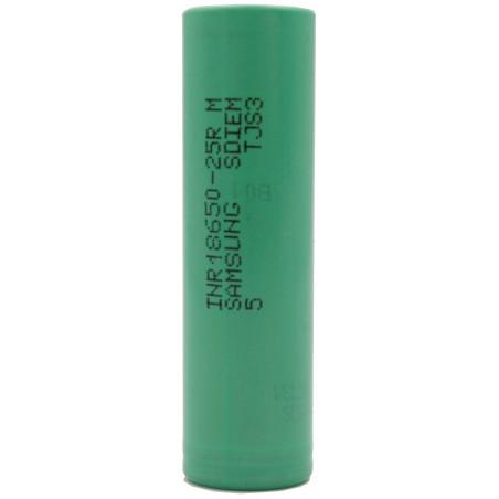 Accu lithium Ion FT 18650 non protege 3.7V 2600 mah  - 65mmx18mm