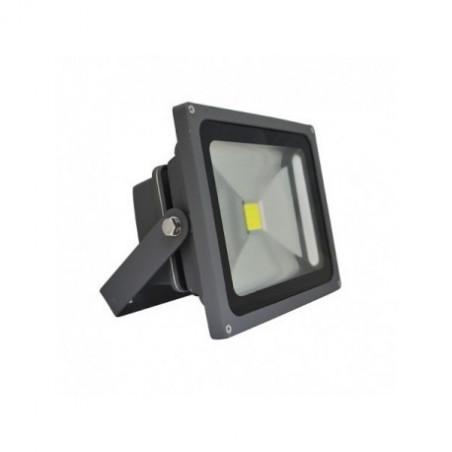 PROJECT 30W LED VISION-EL 230 V -2700Lms - 6000°K IP65 Gris - 8002