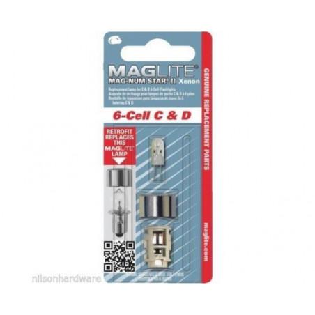 Ampoule Xenon  Maglite ML6 blister de 1 Magnumstar - LMXA601U