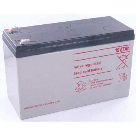 Batterie Plomb 12V 7.2Ah (151L*65l*94h) - STD8