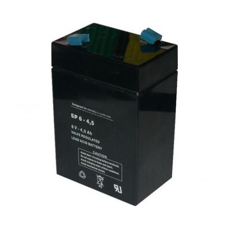 Batterie plomb 6V 5Ah - STD5S