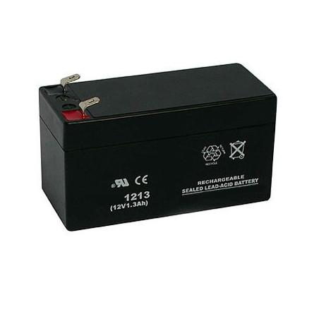 Batterie Plomb ST PRO 12V 1.3AH - ST12 - L97xl42xH58 -