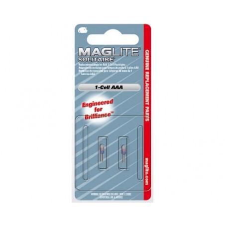 Ampoule Maglite Solitaire blister de 2 - LK3A001