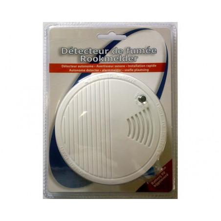 Detecteur de fumee autonome - Norme harmonisée EN14604