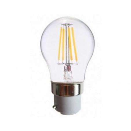 Ampoule LED COB Filament B22 bulb G45 - 4W - 2700K - El vision - 7136