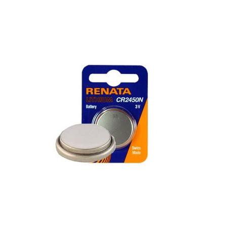 Pile lithium CR2450 N Renata