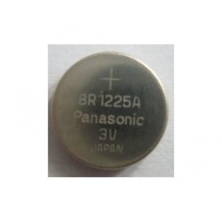 Pile Lithium PANASONIC BR1225A 3V Haute Temperature -40° à 125°