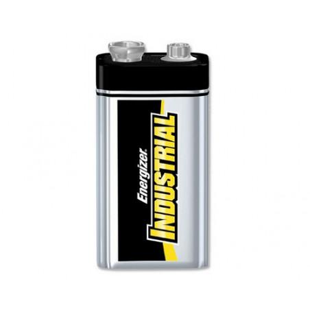 (Pack) Pile industrielle Energizer 9V - 6LR61/EN22 - unitaire par Boite de 12