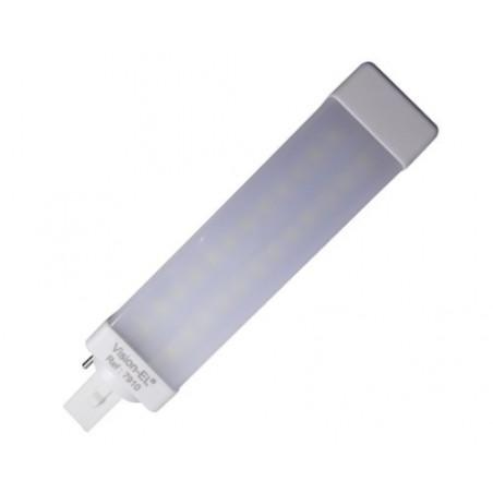 Ampoule LED G24 2Pin - 11W 6000K - 880Lm - 230V - 160° - 7910
