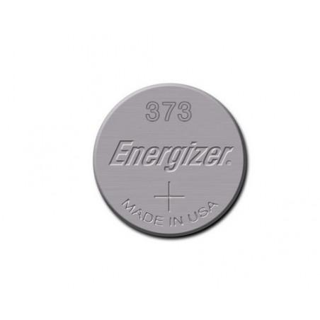 Pile de Montre Energizer oxyde d'argent SR68 - 373- unitaire / boite 10