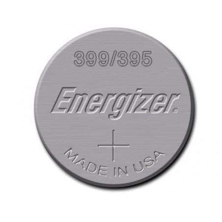 Pile de Montre Energizer oxyde d'argent SR927SW - 395/399 - unitaire / boite 10