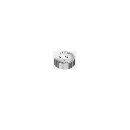 V395 - pile de Montre  Varta oxyde d'argent SR57 - 395 101 111 - unitaire / boite de 10