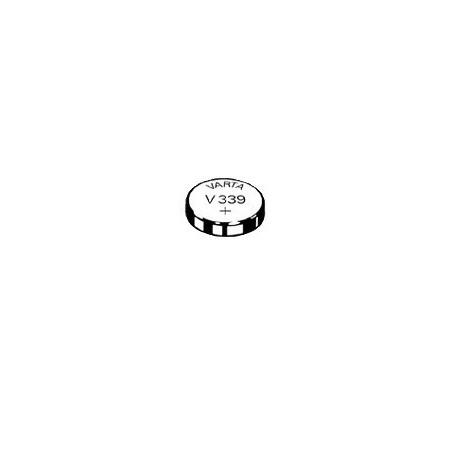 V339 - pile de Montre oxyde d'argent - 339 101 111 - unitaire / boite de 10