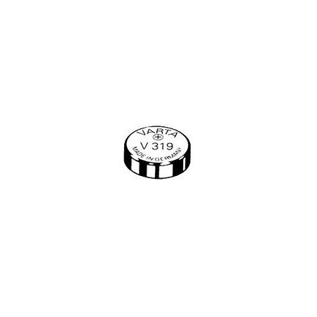 V319 - pile de Montre oxyde d'argent SR64 - 319 101 111 - unitaire / boite de 10