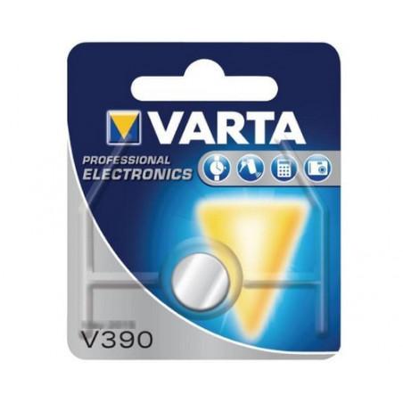 Pile de Montre Varta oxyde d'argent SR54 - 390 Blister - unitaire / boite de 10