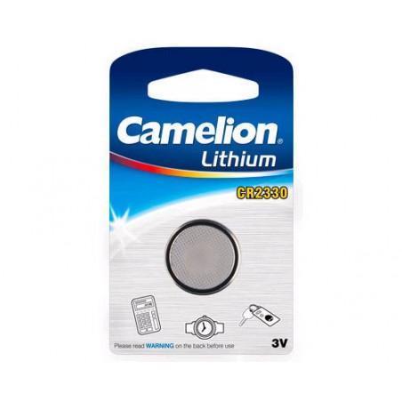 Pile CR2330 Camelion blister de 1