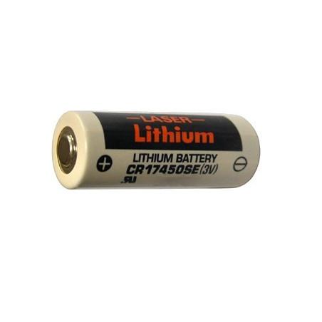 pile lithium CR17450 -  3V Sanyo