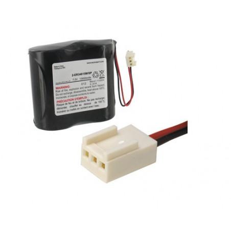 Montage alarme 2R20 -  2ER34615M/ 7.2V 13Ah Ref 5901 - BATLI02
