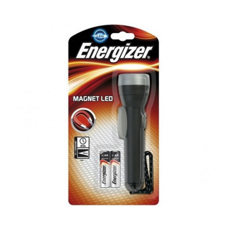 Torche Energizer Magnet LED 631524 2xAA Incl