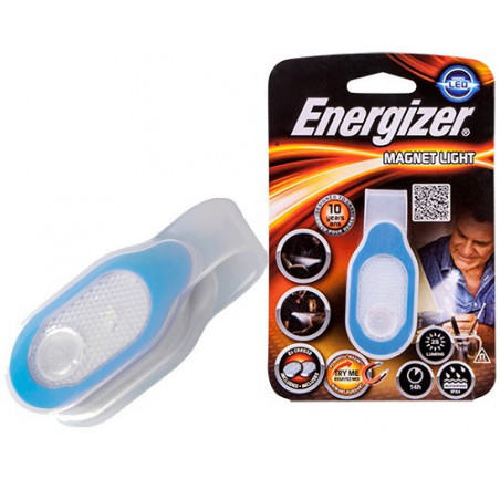 Lampe Energizer Small Magnet Led - 2xCR2032 incl - 638668