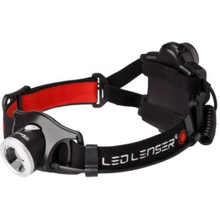 Torche frontale Led Lenser H7 2  Cree Led Focus + variateur multi fonction - 7297