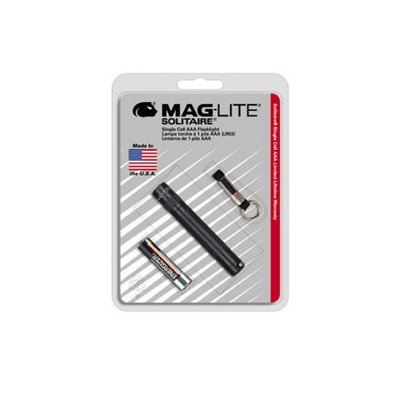 Torche MagLite Solitaire 1LR03 en blister - K3A