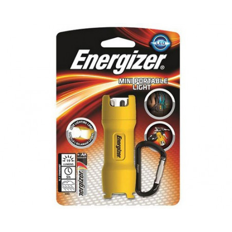 Torche Energizer Mini Portable light 3 LED - 1xAA incl. 636635