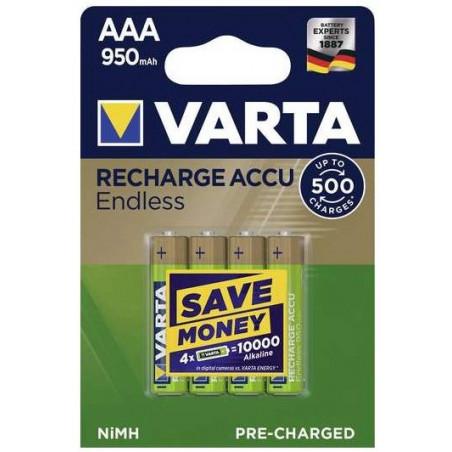 HR3 - Accu AAA 800mAh ENDLESS Ready 2 Use - blister de 4 - 56683 101 404