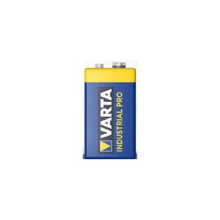 (Pack) Pile Varta industrielle 6LR61 9V- 4022 211 111 - unitaire par plateau de 20 piles