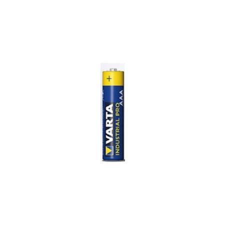 (Pack) Pile Varta industrielle AAA - 4003 211 111 - unitaire par boite de 10 piles