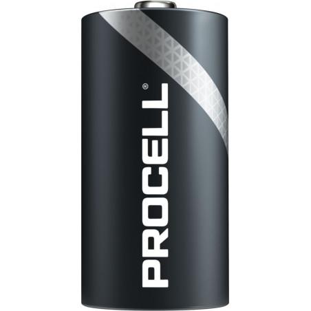 (Pack) Pile industrielle Duracell Procell LR14/MN1400 - unitaire par boite de 10 piles