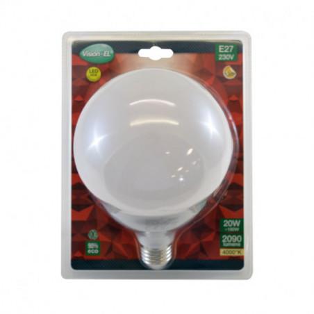 Ampoule LED E27 G120 - 20W - 4000K - 270° 2090Lm -Vision EL - 7436