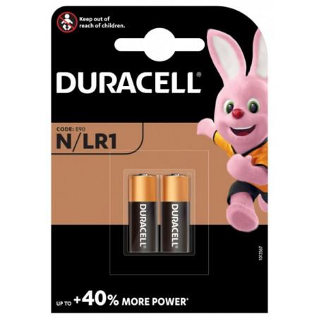 Pile electronique LR01 Blister de 2 - MN9100 Duracell